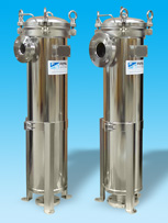 FSC2-Bag Filter Housing with 2 in. or 3 In. Flange
