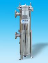 "Model #FSCW010202S4NR-B, Size #2 Bag Filter Housing ""Washer"" Design"