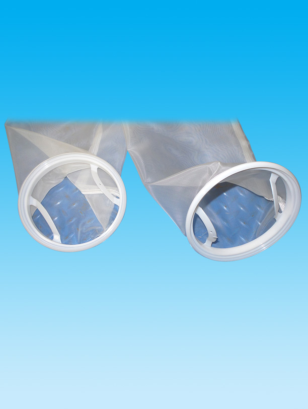 Nylon Monofilament Mesh Filter Bag-Top-View
