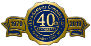 Filtra Systems 40th anniversary